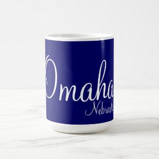 Taza De Café Omaha, Nebraska