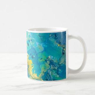 Taza De Café Ondas del espacio