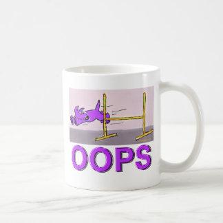 TAZA DE CAFÉ ¡OOPS!