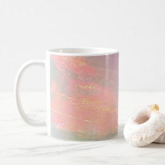 Taza De Café Ópalo precioso