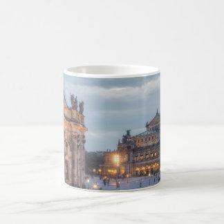 Taza De Café Operación de Dresden Semper
