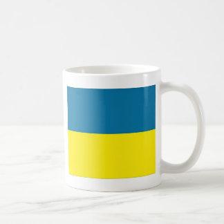 Taza De Café Orgullo ucraniano