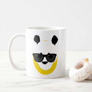Taza De Café Oro de la panda