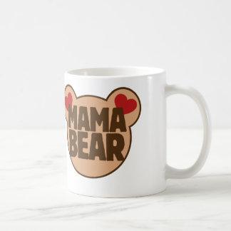 Taza De Café Oso de la mamá
