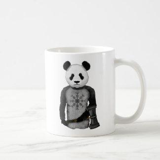 Taza De Café Oso de panda Viking