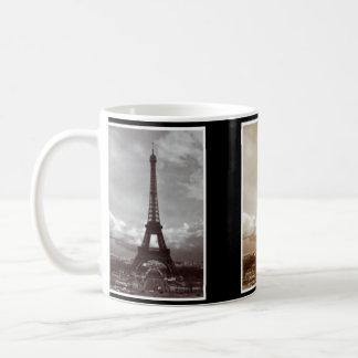 Taza De Café Otros representan día perfecto en París