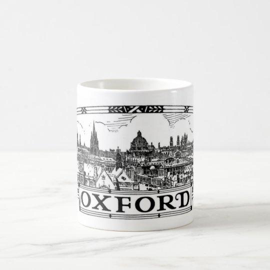 Taza De Café Oxford
