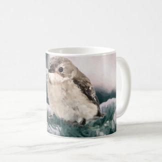 Taza De Café Pájaro