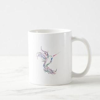 Taza De Café Pájaro del tarareo