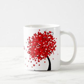 Taza De Café Pájaros del amor