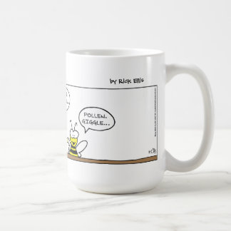 Taza De Café Pájaros y abejas