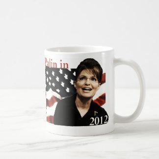 Taza De Café Palin en 2012