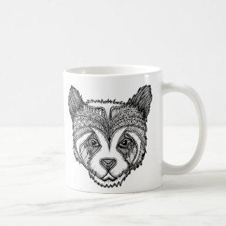 Taza De Café Panda