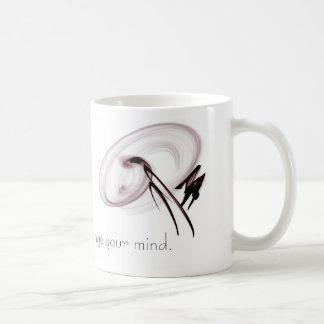 Taza De Café Para cambiar su vida, cambie su mente