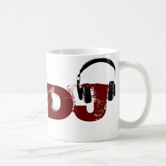 Taza De Café para DJ