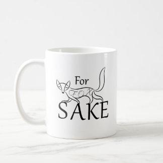 Taza De Café Para el motivo del Fox