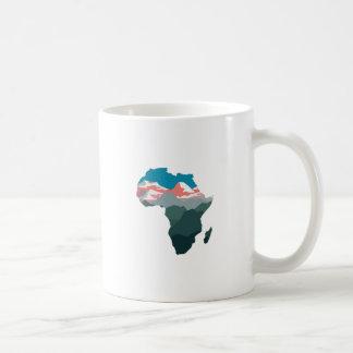 TAZA DE CAFÉ PARA GRAN ÁFRICA