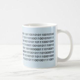 Taza de café para los frikis