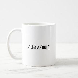 Taza De Café Para los frikis de Linux: el dispositivo de la