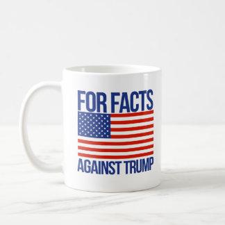 Taza De Café Para los hechos contra el triunfo - -