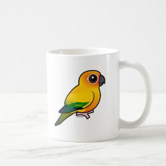 Taza De Café Parakeet de Birdorable Sun