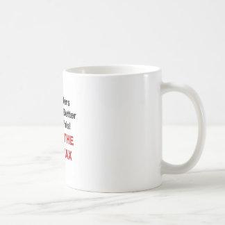 Taza De Café Pare el impuesto de la edad
