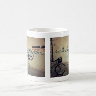 Taza De Café Pared de la pintada - los búhos no son lo que