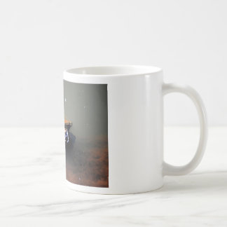 TAZA DE CAFÉ PARQUE NACIONAL AUSTRALIA DE LA TORTUGA EUNGELLA