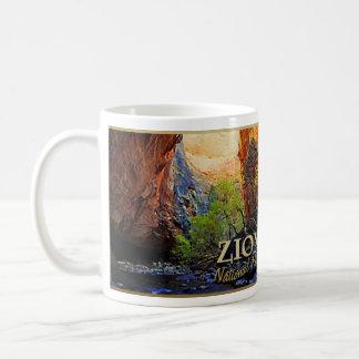 Taza De Café Parque nacional de Zion