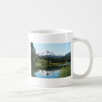 Taza De Café Parque nacional volcánico de Lassen