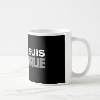 Taza De Café Pas Charlie del Ne Suis de Je