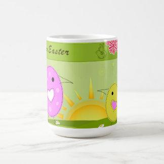 Taza De Café Pascua feliz