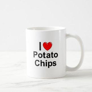 Taza De Café Patatas fritas