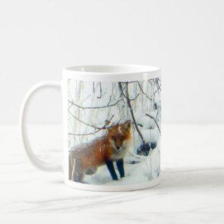 Taza De Café Patrulla del Fox