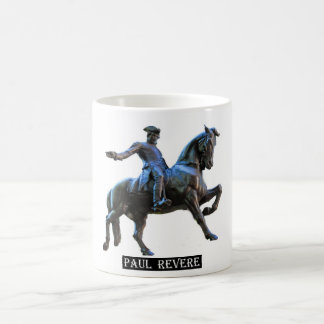 Taza De Café Paul Revere (Massachusetts)