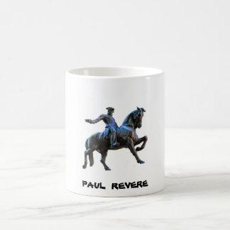 Taza De Café Paul Revere (Massachusetts)