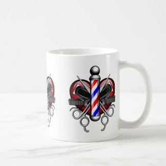 Taza De Café Peluqueros del corazón