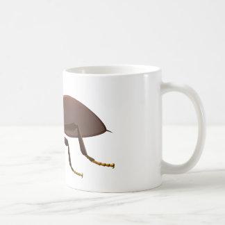 Taza De Café Pequeña hormiga marrón