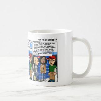 Taza De Café Perfeccione para uno a
