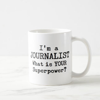 Taza De Café periodista