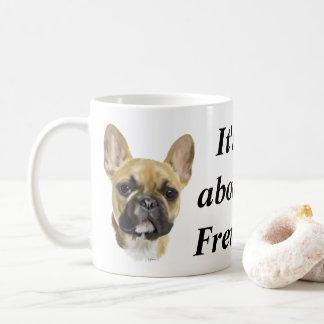 Taza De Café Perrito del dogo francés