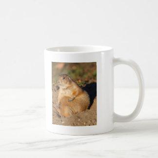 Taza De Café perro de las praderas