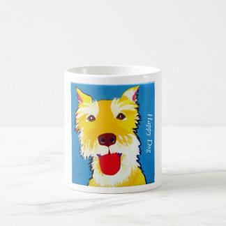 Taza De Café Perro feliz