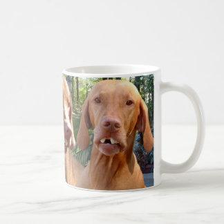 Taza De Café perros de la gente de los parentescos