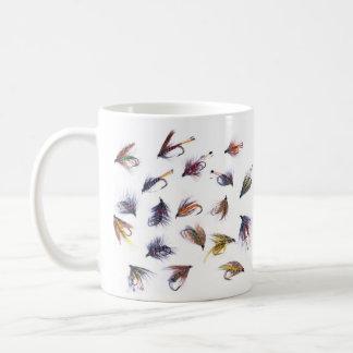 Taza De Café pesca de moscas