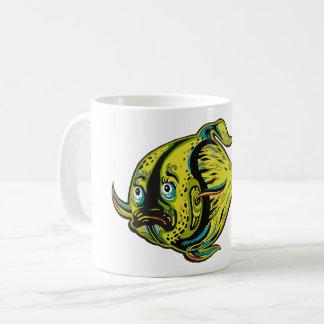 Taza De Café Pescados a pescado