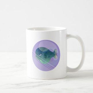 Taza De Café Pescados de la burbuja