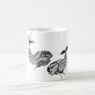 Taza De Café Pescados, horóscopo, zodiaco, Piscis