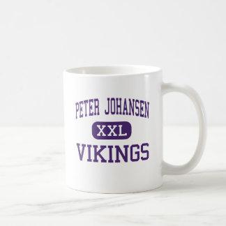 Taza De Café Peter Johansen - Vikingos - alto - Modesto
