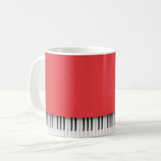 Taza De Café Piano de la granadina